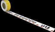 """Bodenmarkierungsband WT-5125 """"Bitte Abstand halten"""", PVC, 50 mm x 16 m"""
