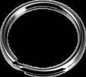 Schlüsselring für Werkzeugmarken, vernickelt, Ø 20 mm, 100 Stück/VE