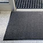 Schmutzfangmatte Eazycare, 120x180 cm, grau
