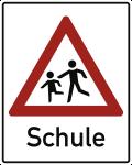 Kinder, Schule, Alu 3 mm, RA2, 1000x1250 mm
