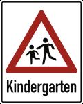 Kinder, Kindergarten, Alu 3 mm, RA2, 1000x1250 mm