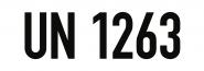 Kennzeichnungsetiketten mit individueller UN-Nummer, Folie, 80x40 mm