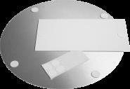 Schaumstoffklebepunkte, Ø 25 mm, 250 Stück/Rolle